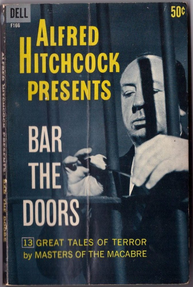Bar The Doors Alfred Hitchcock Presents Paperback Book