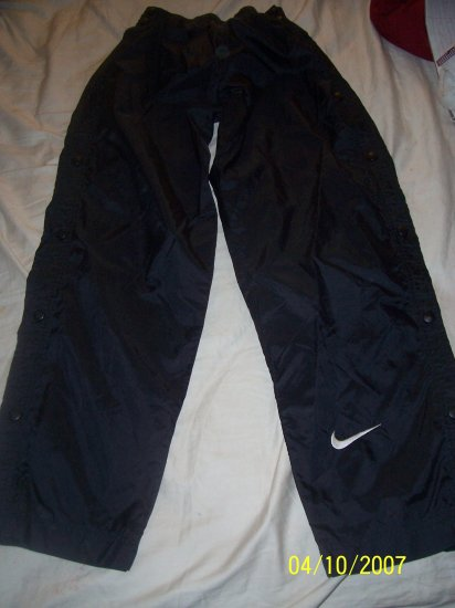NIKE Snap Side Wind Pants Boys 10-12 Free Shipping