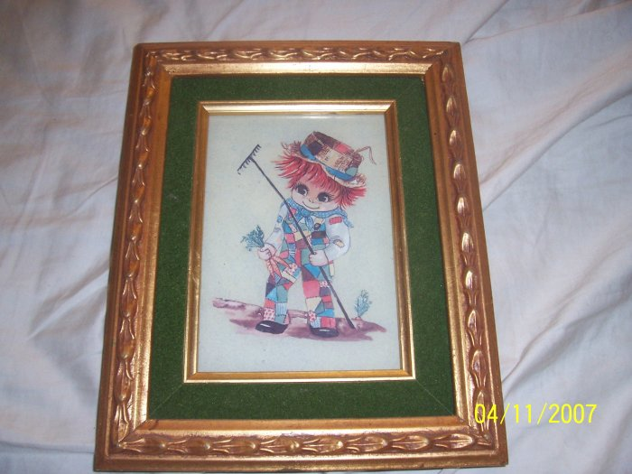Hobo Farmer Picture  Free Shipping