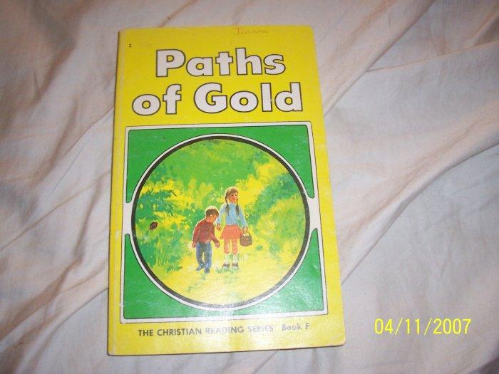 Abeka Paths of Gold Grade 2  Free Shipping