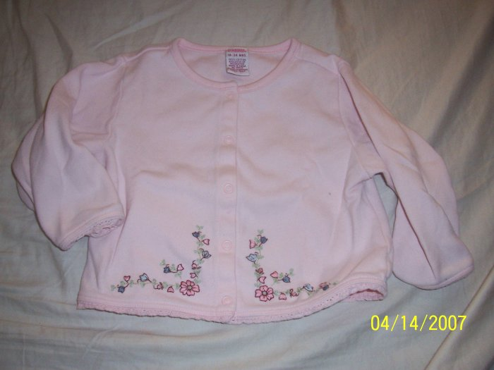 Gymboree Top Girls 18-24 Months  Free Shipping