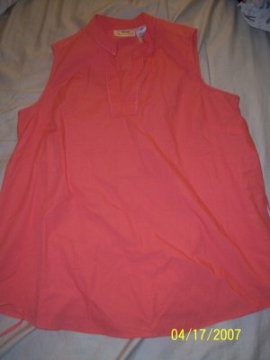 Announcements Maternity Top Womens Large  Free Shipping