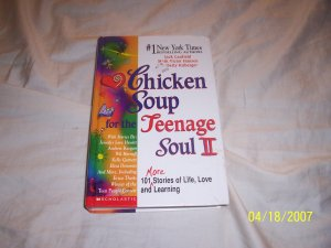 Chicken Soup for the Teenage Soul II  Free Shipping