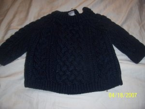 Banana Republic Sweater Boys 6-12 Months  Free Shipping