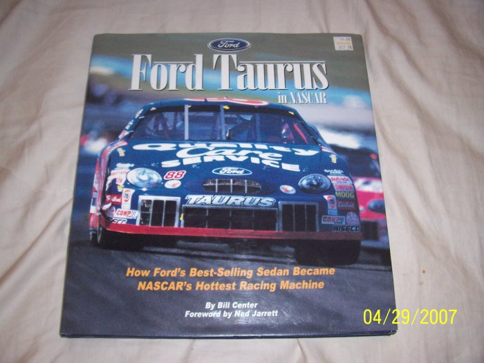 Ford Taurus in Nascar  Free Shipping