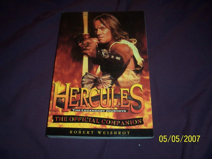 Hercules The Legendary Journeys  Free Shipping