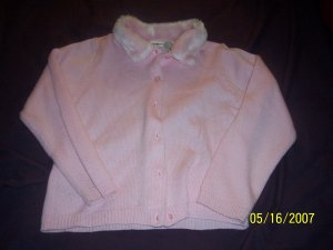 Cherokee Sweater Girls 7/8  FREE SHIPPING