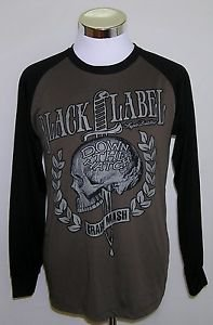 Men's Solar Gear Performance Black Label Long Sleeve Shirt Size Small (34-36)