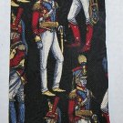 Tommy Hilfiger Brand Men's Marching Band Soldiers Multi Color Necktie