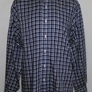 Ralph Lauren Blake Men's Multi Plaid Cotton Button Front Casual Shirt Size M
