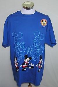 Disney Design Mickey Mouse Official Disneyana Convention 1995 T-Shirt Size OSFA