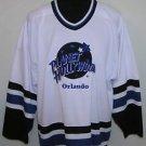Planet Hollywood Orlando Vintage 1991 Hockey Style Jersey Size L Orlando Magic