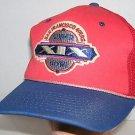 San Francisco 49ers Super Bowl XIX Vintage 80's Trucker Mesh Snapback Hat