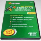 Quickbooks Intuit New Business starter Kit Essential Tools and Resources