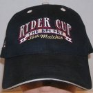 USA Ryder Cup The Belfry 34th Matches PGA Tour Golf Strapback Hat Baseball Cap