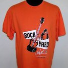 "Baltimore Orioles 2015 Zach Britton ""Rock The Yard"" Player Design TShirt Size XL"