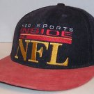 HBO Sports Inside The NFL Vintage Official Wool Football Snapback Hat Cap