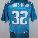 Jacksonville Jaguars Maurice Jones Drew Reebok On Field Brand Kid Jersey Size XL