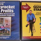 Carleton H. Sheets Quick Start No Down Payment Skyrocket Your Profits 2 DVD Set
