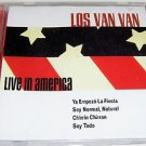 Los Van Van Live In America (St. Clair) by Los Van Van (CD, 2004, St. Clair)