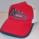 ESPN Sports Network Disney Wide World Of Sports Script Baseball Cap Nu Fit Hat