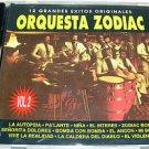 12 Grandes Exitos Originales, Vol. 2 by Orquesta Zodiac (CD, Sep-1995, Studios B