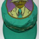 Panama Jack Vintage Rare 80's Original Hat Painters Cap Made In USA