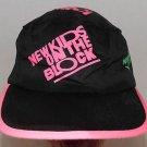 New Kids On The Block NKOTB Hanging Tough Vintage 80's Original Hat Painters Cap
