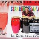 La Salsa Es Mi Vida by Gerardo Rosales (CD, Mar-2003, Javaanse Jongens) New York