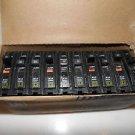 Square D QO130 30 Amp Lot of 10 Single-Pole Plug On Circuit Breakers 120/240V