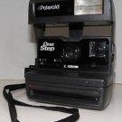 Polaroid One Step Flash 600 Vintage Fixed Focus 600 Film Instant Film Camera