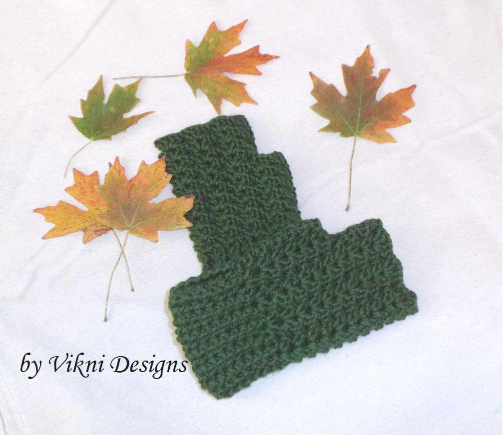 Thyme Finger less Gloves, Crochet Gloves by Vikni Designs