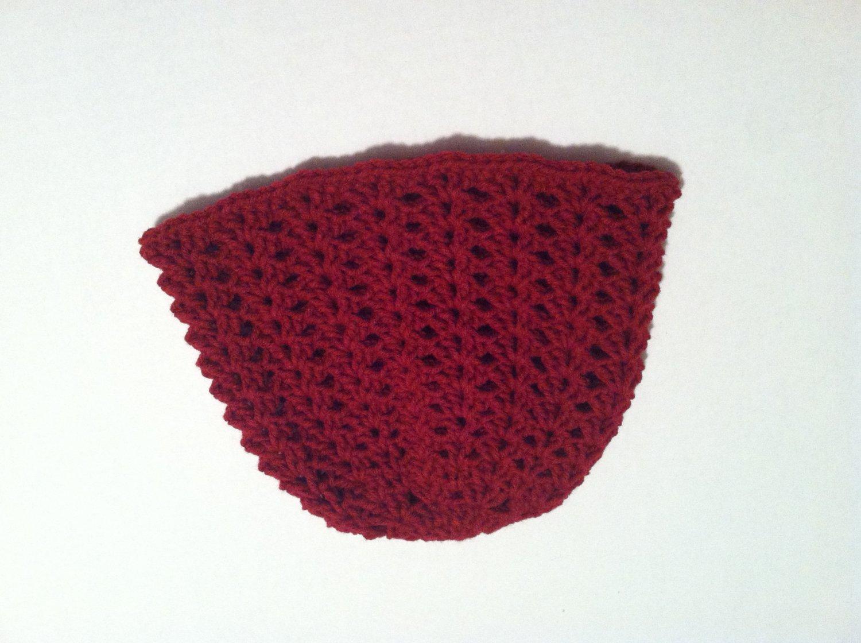 Unisex Crochet Hat Beanie, Beanie Hat for Men, Womens Hat by Vikni Crochet Designs