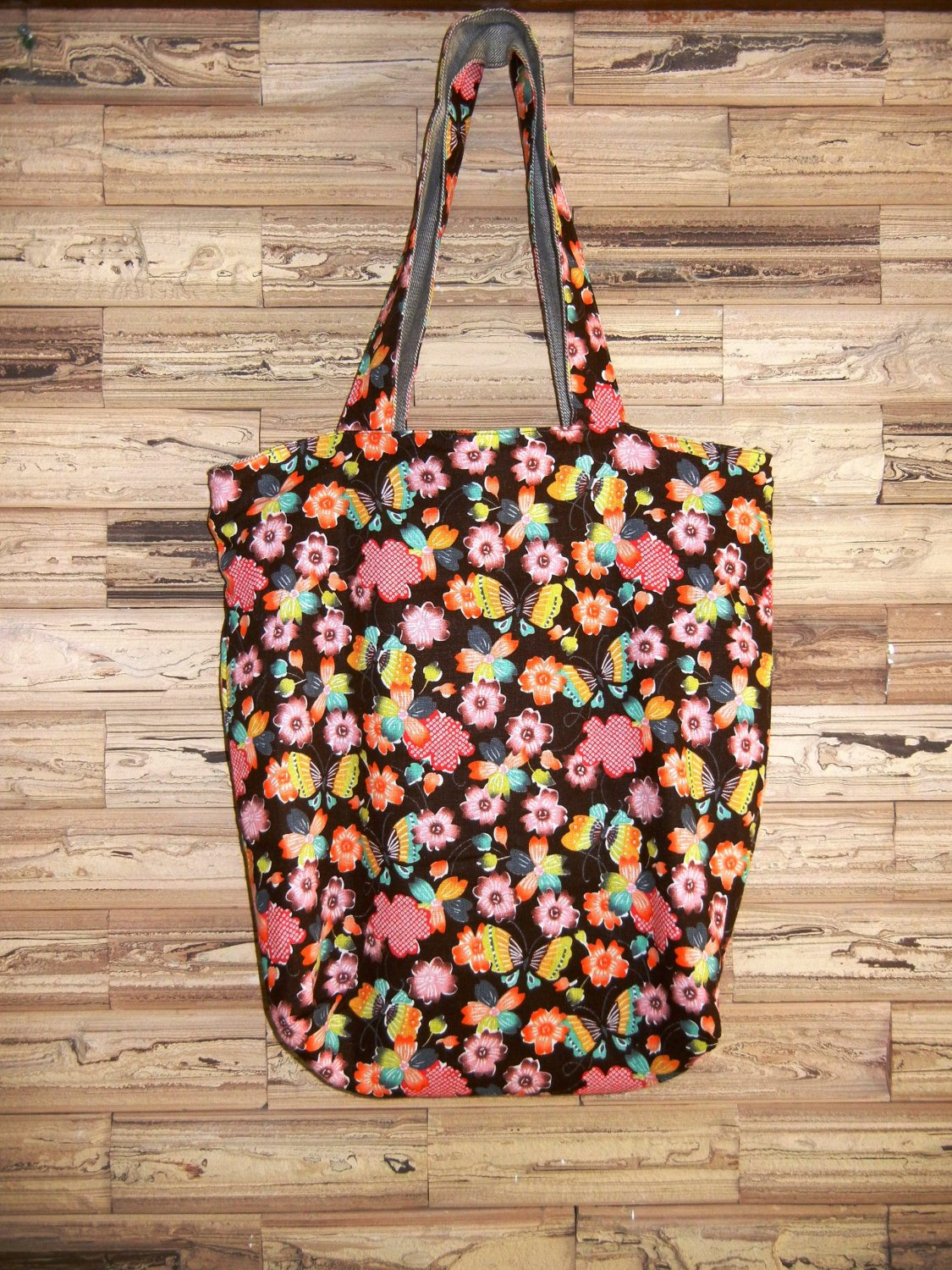 New color printed Fabric Purse