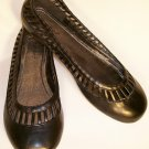 bamboo brand black ballet flats black size 8