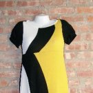 OutFitKit Mod yellow black white block tunic with accessories