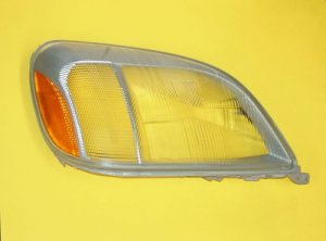 __ORIGINAL__Mercedes-Benz (_RIGHT_) Headlight Lens__R__