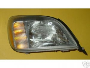 * OEM * Mercedes Headlamp Headlight S500 CL500 S600 AMG