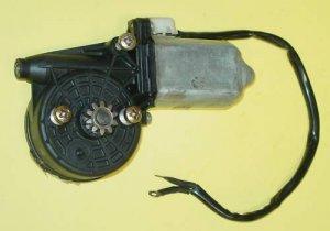 OEM Mercedes 126 W126 W201 Power Window Regulator Motor