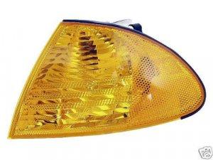 OEM NEW BOSCH BMW Turn Signal Light 330 325 E46 Amber