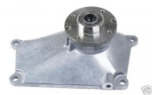 NEW Mercedes Fan Clutch Bearing Bracket Hub C36 W202