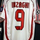 Jerseyunited AC Milan Inzaghi Champions League AWAY Jersey
