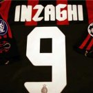 Jerseyunited AC Milan Inzaghi Champions League HOME Jersey