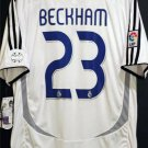 Jerseyunited Real Madrid David Beckham Jersey