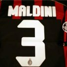 Jerseyunited AC Milan Maldini Champions League Home Jersey