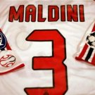 Jerseyunited AC Milan Maldini Champions League AWAY Jersey