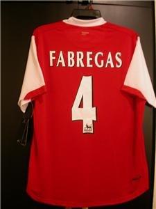 Jerseyunited Arsenal Fabregas Jersey