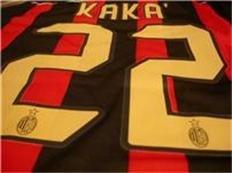 Jerseyunited AC Milan KAKA Serie A Jersey