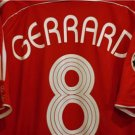 ***SALE*** Liverpool Steven Gerrard Champions League Jersey
