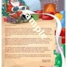 Personalised  Letter From Santa ... List